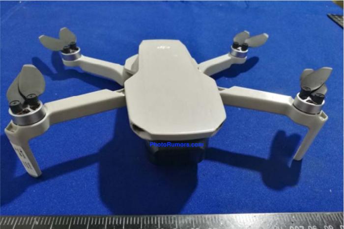 大疆新款小型无人机曝光 很适合带去旅游