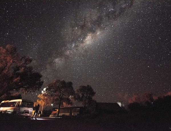 星空摄影科普 了解星空拍摄的基本常识